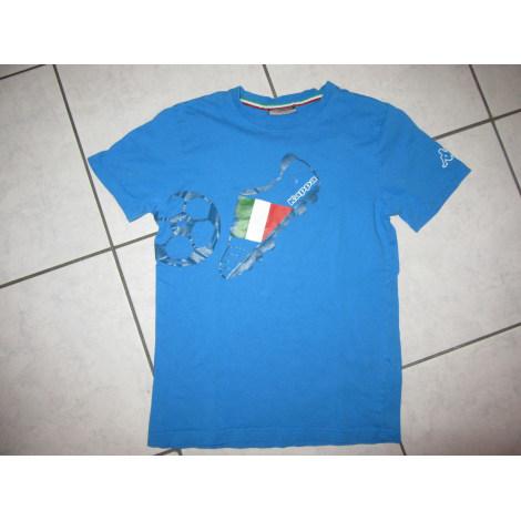 Tee-shirt KAPPA Bleu, bleu marine, bleu turquoise