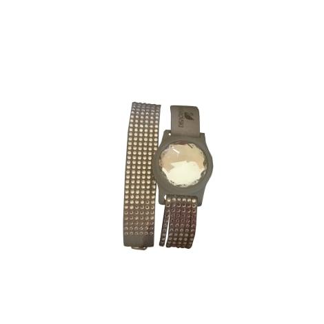 Bracelet SWAROVSKI Argenté, acier