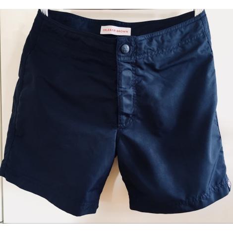 Short ORLEBAR BROWN Bleu, bleu marine, bleu turquoise