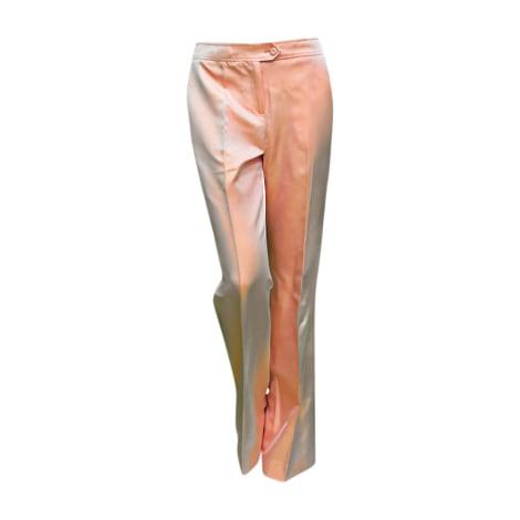 Pantalon large GIVENCHY Orange