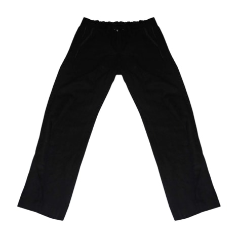 Pantalon large HIGH Noir
