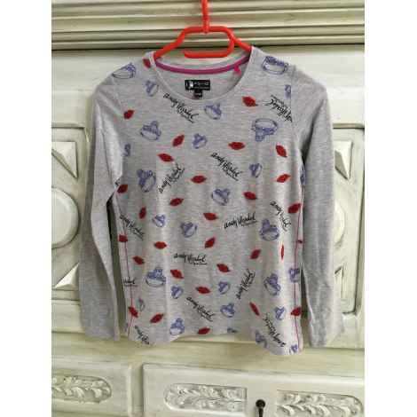 Top, Tee-shirt PEPE JEANS Gris, anthracite