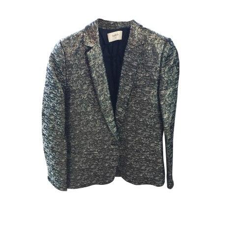 Blazer, veste tailleur BA&SH Doré, bronze, cuivre