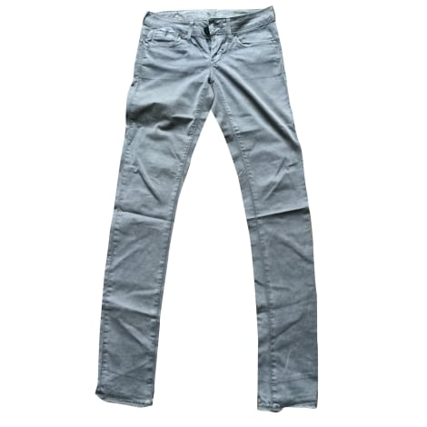 Pantalon slim, cigarette G-STAR Kaki