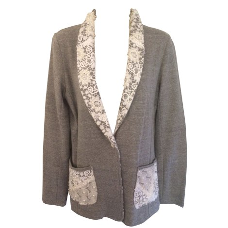 Blazer, veste tailleur AMERICAN RETRO Gris, anthracite