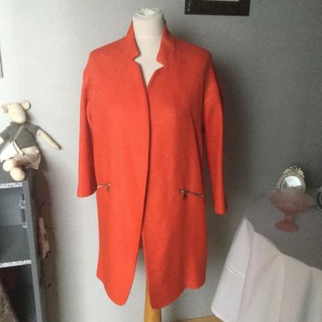 Manteau SINÉQUANONE Orange