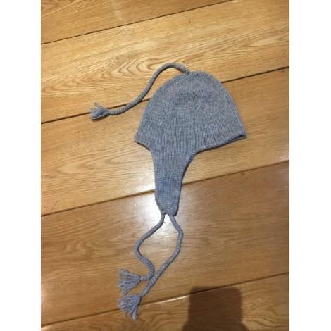 Bonnet BONPOINT Gris, anthracite