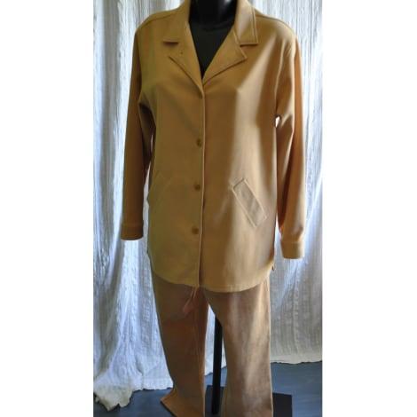 Tailleur pantalon BLEU 1.2.3 Jaune