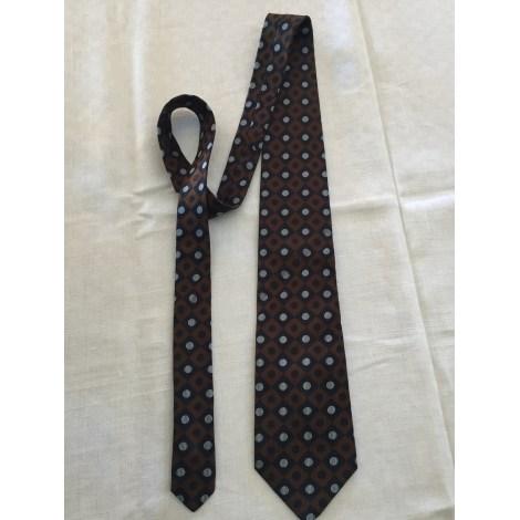 Cravate FAÇONNABLE Multicouleur