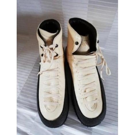 Chaussures de sport PREMIATA Jaune