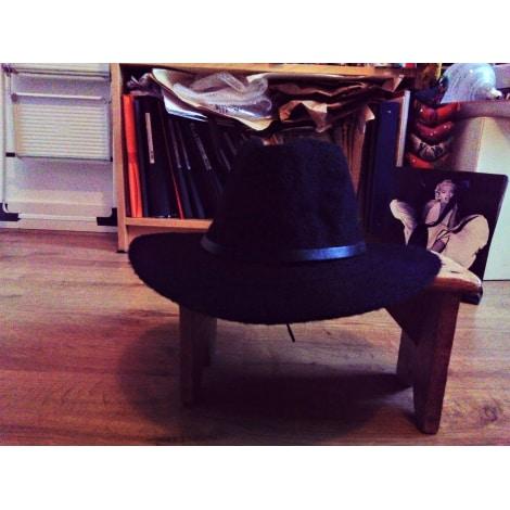 Chapeau BOCAGE Noir