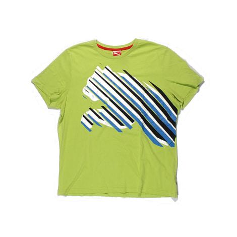 Tee-shirt PUMA Vert