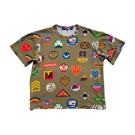 Tee-shirt JUNYA WATANABE Multicouleur