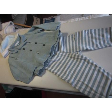 Ensemble & Combinaison pantalon DU PAREIL AU MÊME DPAM Bleu, bleu marine, bleu turquoise