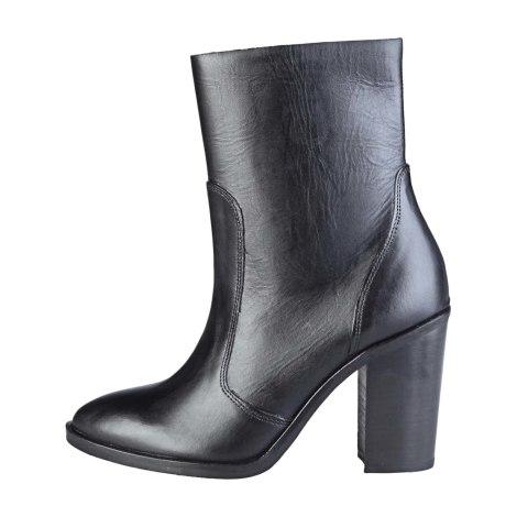 Bottines & low boots à talons V 19.69 Noir