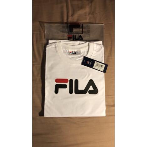 Tee-shirt FILA Blanc, blanc cassé, écru