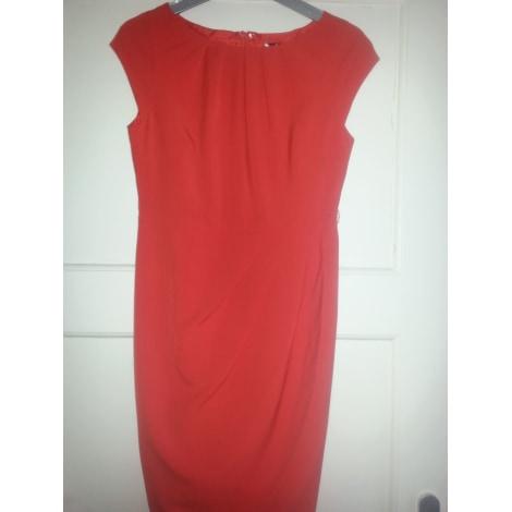 Robe mi-longue CLASS INTERNATIONAL Rouge, bordeaux