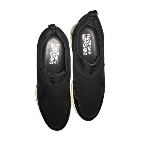Chaussures de sport SALVATORE FERRAGAMO Noir