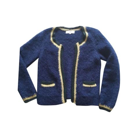 Gilet, cardigan ATHÉ VANESSA BRUNO Bleu, bleu marine, bleu turquoise