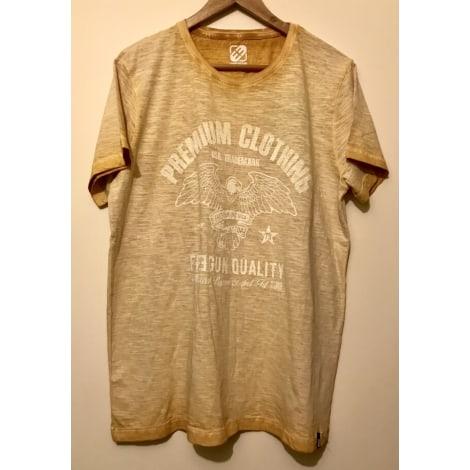 Tee-shirt FREEGUN Jaune