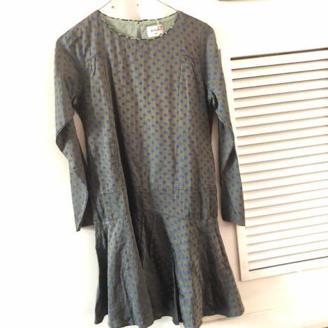 Robe BELLEROSE Vert