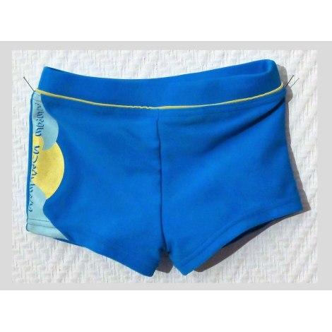 Short TOUT COMPTE FAIT Bleu, bleu marine, bleu turquoise