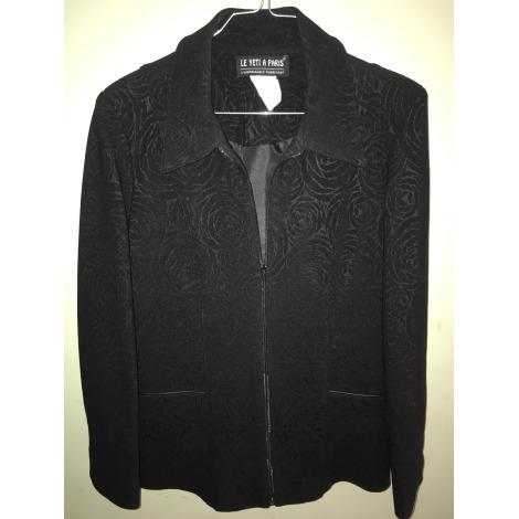 Blazer, veste tailleur LE YÉTI À PARIS Noir