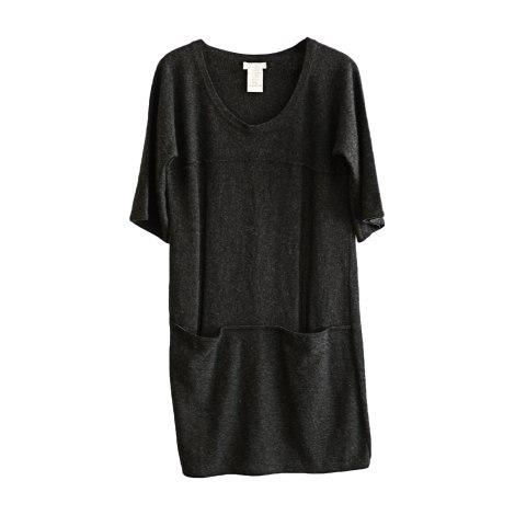 Robe tunique CHLOÉ Gris, anthracite