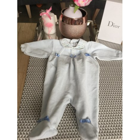 Pyjama BABY DIOR Bleu, bleu marine, bleu turquoise