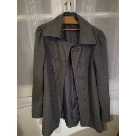 Manteau ONLY Gris, anthracite