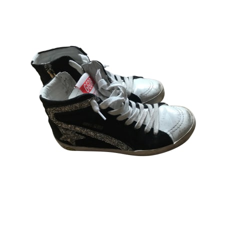 Sports Sneakers GOLDEN GOOSE Black