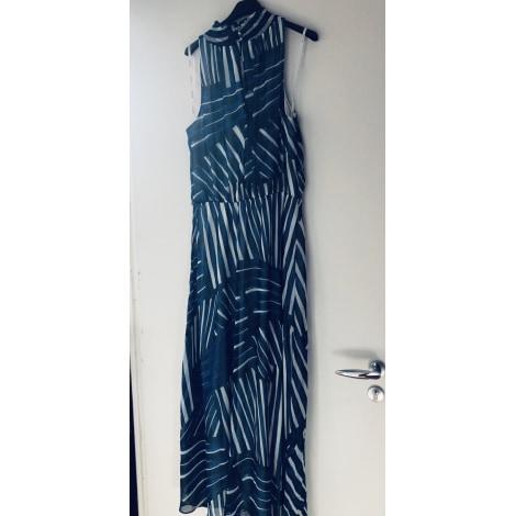 Robe longue CALVIN KLEIN Bleu, bleu marine, bleu turquoise