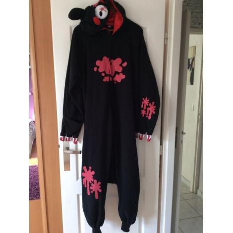 Pyjama MARQUE INCONNUE Noir