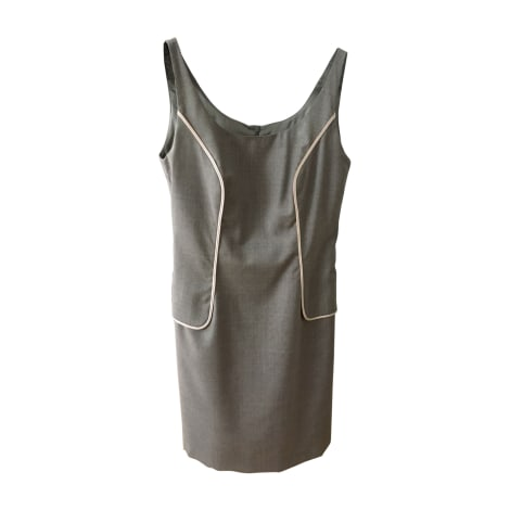 Tailleur robe GIVENCHY Gris, anthracite