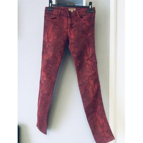 Jeans slim BEL AIR Imprimés animaliers