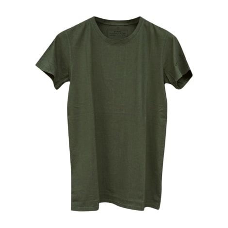 Tee-shirt BALMAIN Kaki