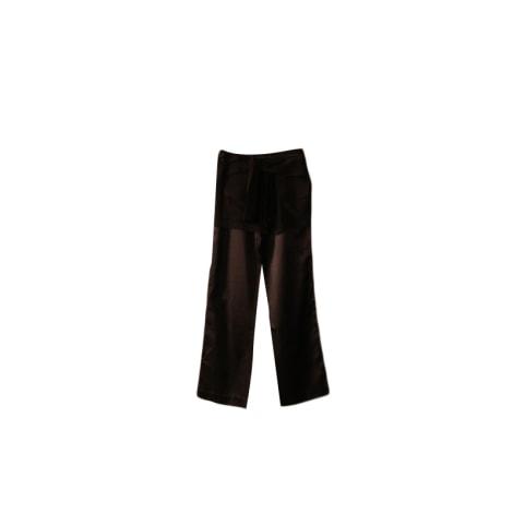 Pantalon large PABLO PAR GÉRARD DAREL Noir