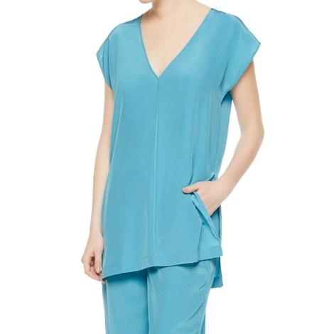 Chemise LA PERLA Bleu, bleu marine, bleu turquoise
