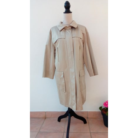 Imperméable, trench DEVERNOIS Beige, camel