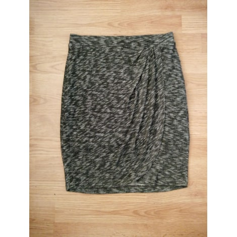 Jupe courte ONLY Gris, anthracite