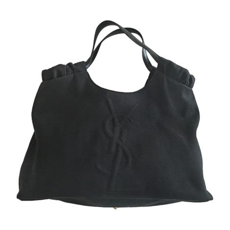 Non-Leather Handbag YVES SAINT LAURENT Black