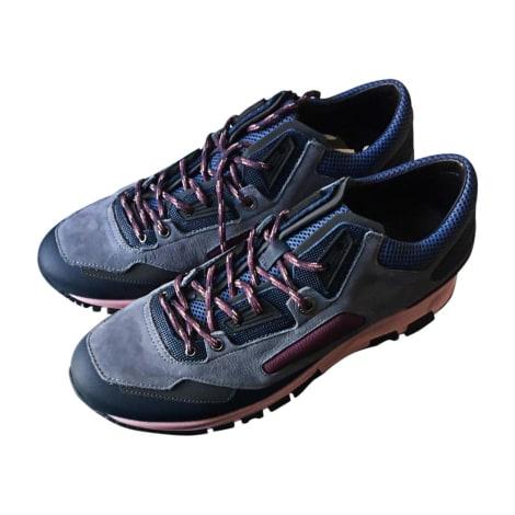 Chaussures de sport LANVIN Gris, anthracite