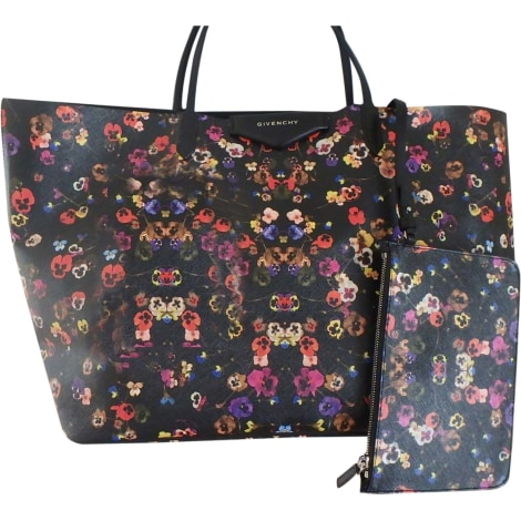Leather Oversize Bag GIVENCHY Multicolor