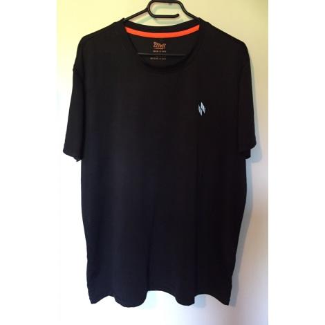 Tee-shirt CRIVIT Noir