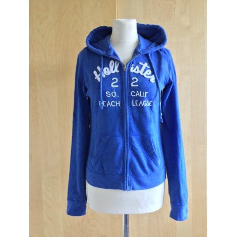 Sweat HOLLISTER Bleu, bleu marine, bleu turquoise