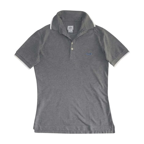 Polo VIVIENNE WESTWOOD Gris, anthracite