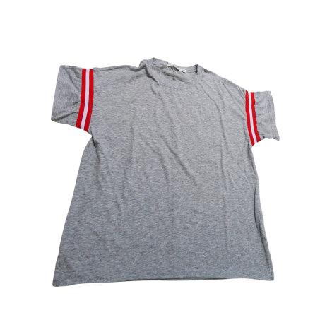 Top, tee-shirt RAG & BONE Gris, anthracite