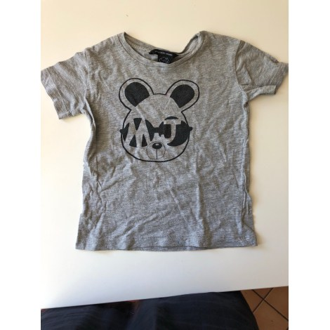 Tee-shirt MARC JACOBS Gris, anthracite