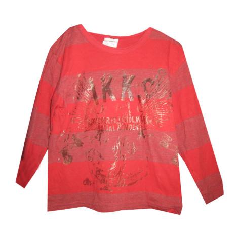 Tee-shirt IKKS Rouge, bordeaux