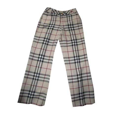 Pantalon BURBERRY TARAN